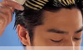 白髪が気になり始めた方へ、理容師オススメのヘアカラー!